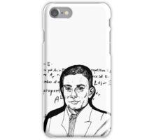 Alan Turing iPhone Case/Skin
