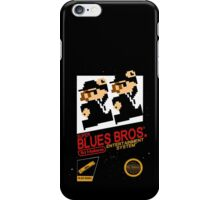 Super Blues Bros. iPhone Case/Skin