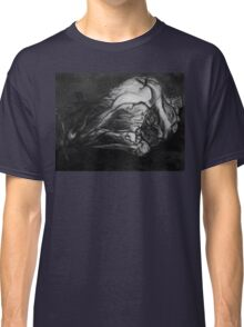 My Heart in Black and White Classic T-Shirt