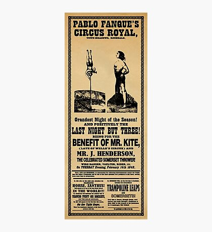 Being for the Benefit of Mr. Kite Photographic Print