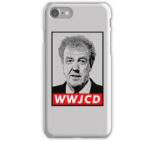 WWJCD - What Would Jeremy Clarkson Do? iPhone Case/Skin