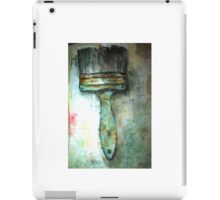 Painter's Brush iPad Case/Skin