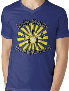Latin Dance - The Big Workout T-shirt Mens V-Neck T-Shirt