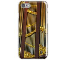 organ pipes- Amsterdam iPhone Case/Skin