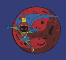 Marvin the Martian Manhunter T-Shirt