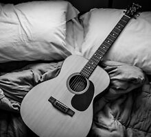 The Guitar by Irena Paluch