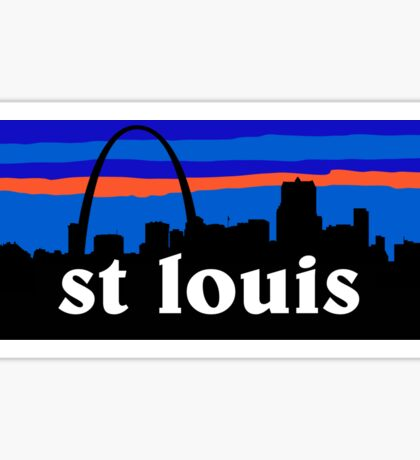 St. Louis Sticker