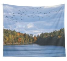 Heading home Wall Tapestry