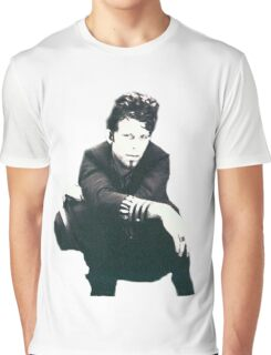 Tom Waits Image Graphic T-Shirt