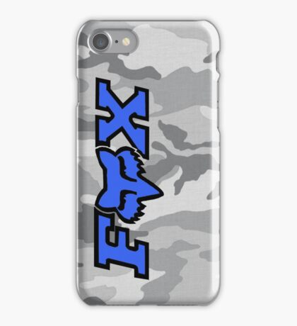 Fox Racing iPhone Case/Skin