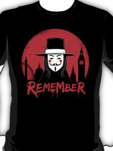 Remember the Fifth T-Shirt