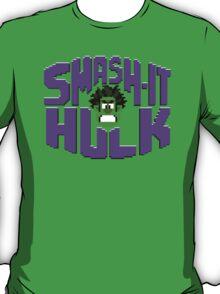 Smash it Hulk T-Shirt