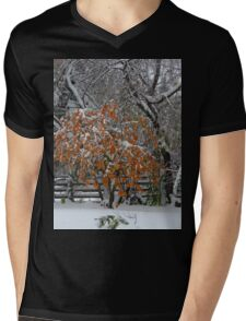 Oct Snowstorm 2016 Mens V-Neck T-Shirt