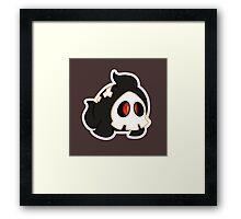 Pokemon Duskull Framed Print