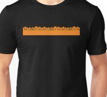 Jack O'Lantern Patch Unisex T-Shirt