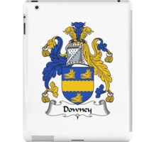Downey Coat of Arms / Downey Family Crest iPad Case/Skin