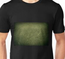 Green vintage scratched cloth Unisex T-Shirt