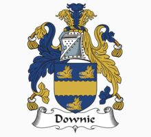 Downie Coat of Arms / Downie Family Crest by ScotlandForever