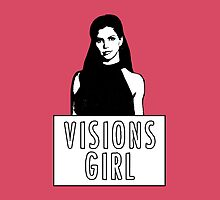 CORDELIA CHASE: Visions Girl by Vixetches