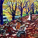 'Autumn Serenade' by Jerry Kirk