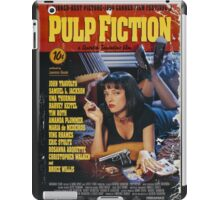 The Pulp Fiction Poster iPad Case/Skin