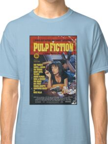 The Pulp Fiction Poster Classic T-Shirt