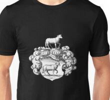The Book of Lambspring - Coat of Arms  Unisex T-Shirt