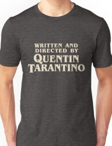 Pulp Fiction By Quentin Tarantino Unisex T-Shirt