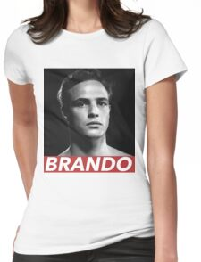BRANDO Womens Fitted T-Shirt