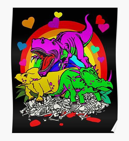 Apex Barney Poster