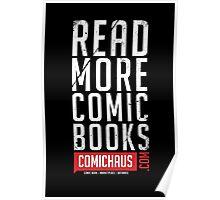 Read More Comic Books - Comichaus  Poster
