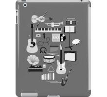 Music Things iPad Case/Skin
