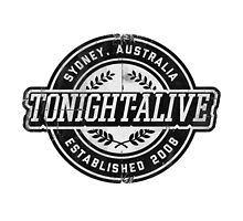 Tonight Alive Crest by juliethrons