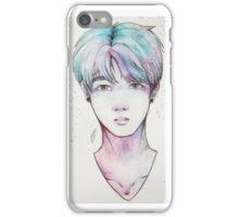 JungKook Watercolor Angel  iPhone Case/Skin
