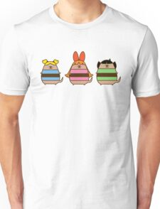 Power Pup Girls Unisex T-Shirt
