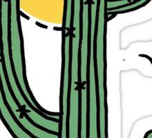 Cactus #1 Sticker