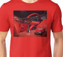 Big Red Car, Little Red Car Unisex T-Shirt