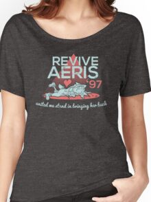 Revive Aeris 1997 Women's Relaxed Fit T-Shirt