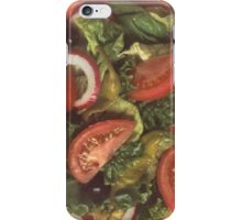 Garden Salad iPhone Case/Skin
