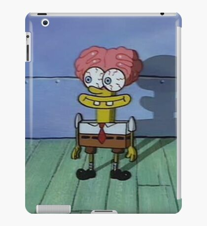 Halloween SpongeBob iPad Case/Skin