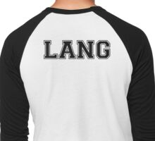 Starkid Baseball Tee - Matt/Nick/Jenny Lang Men's Baseball ¾ T-Shirt