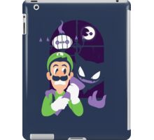 Haunter's Mansion iPad Case/Skin