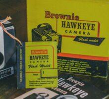 Pop's new Hawkeye Sticker