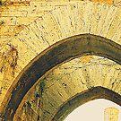 Under A Tuscan Arch by Fara