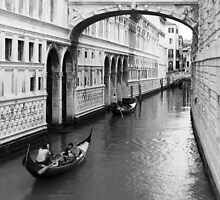 Passing under the Bridge of Sighs by Michael Stiso