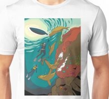 Diving on the West Coast Unisex T-Shirt
