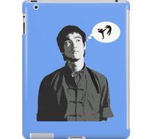 Fighting Thoughts iPad Case/Skin