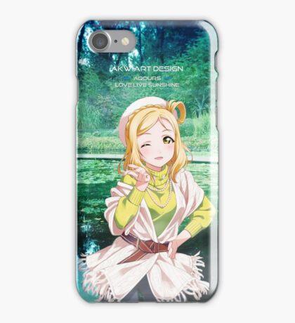 《Mari》 Love Live Sunshine    Aqours   Valentine iPhone Case/Skin