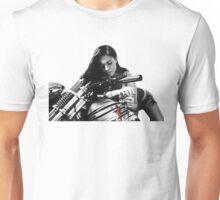 Megan_Moto_2 Unisex T-Shirt