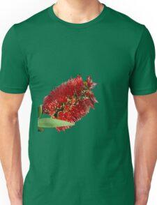 Flower red Unisex T-Shirt